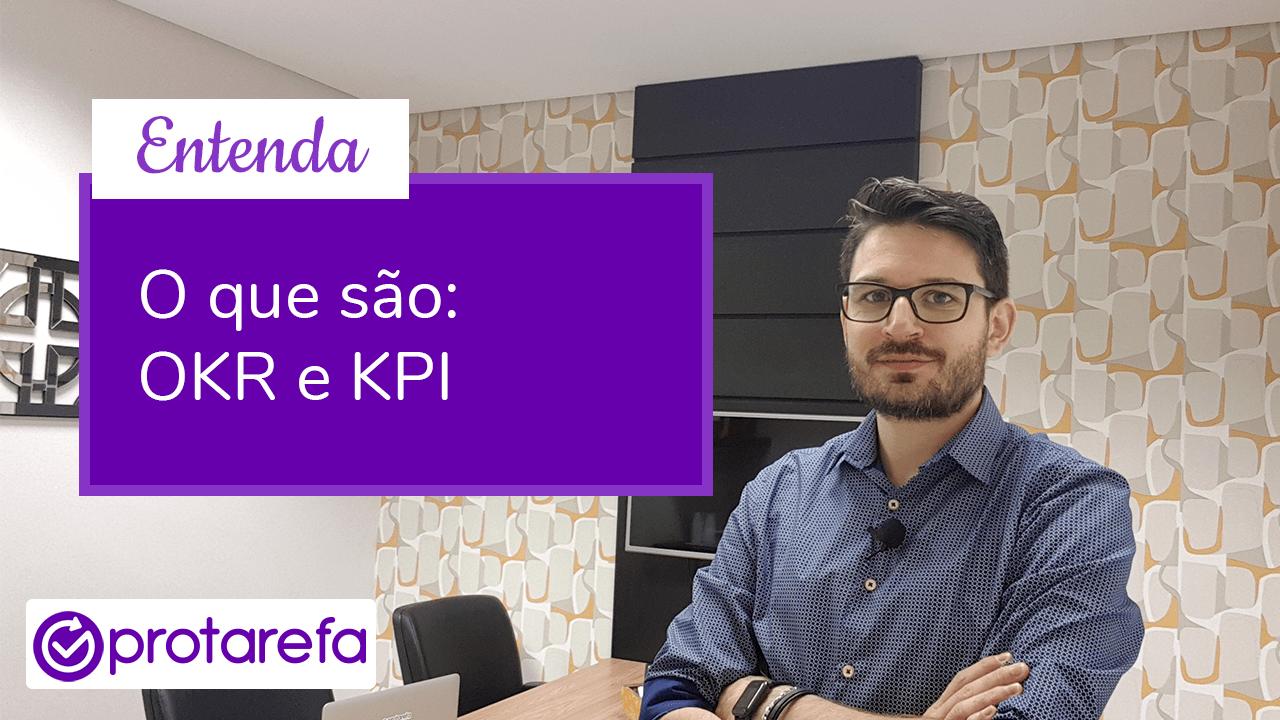 OKR e KPI - Protarefa