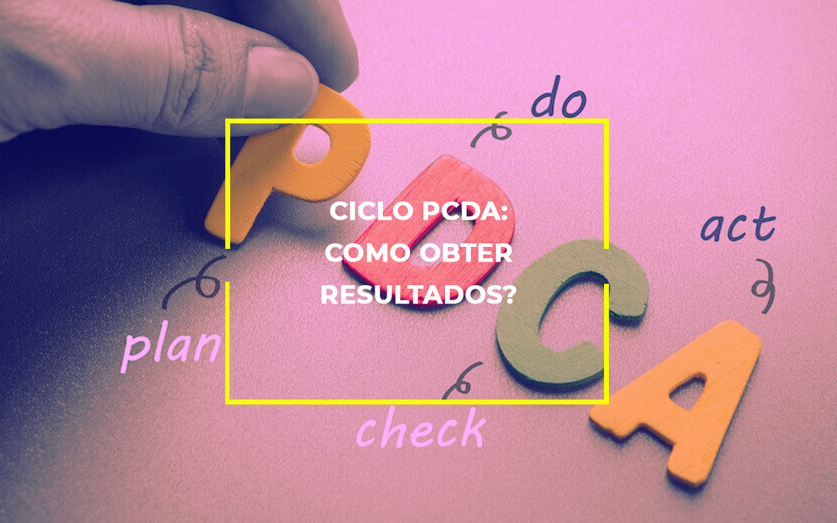 Banner capa do post sobre o ciclo PDCA